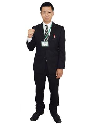 教育課 課長 坂上 裕紀