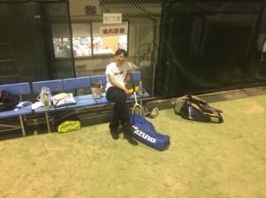 2回目テニス②