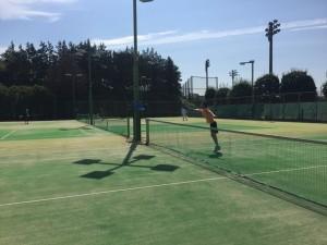 1回目テニス②