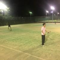 2回目テニス①