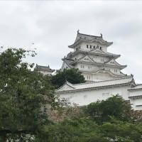 6月26日姫路城②