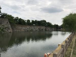 6月26日姫路城①